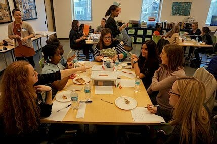 Refortify Hosts Fourth Annual Fort-Building Event With Breakthrough Students 2