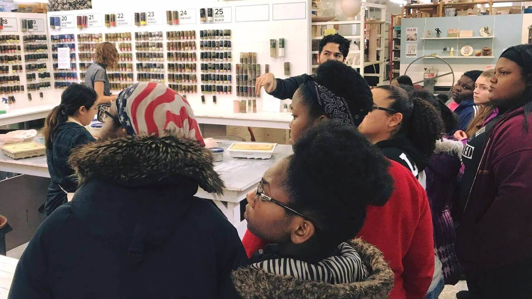 Breakthrough Students Experience Chicago 4