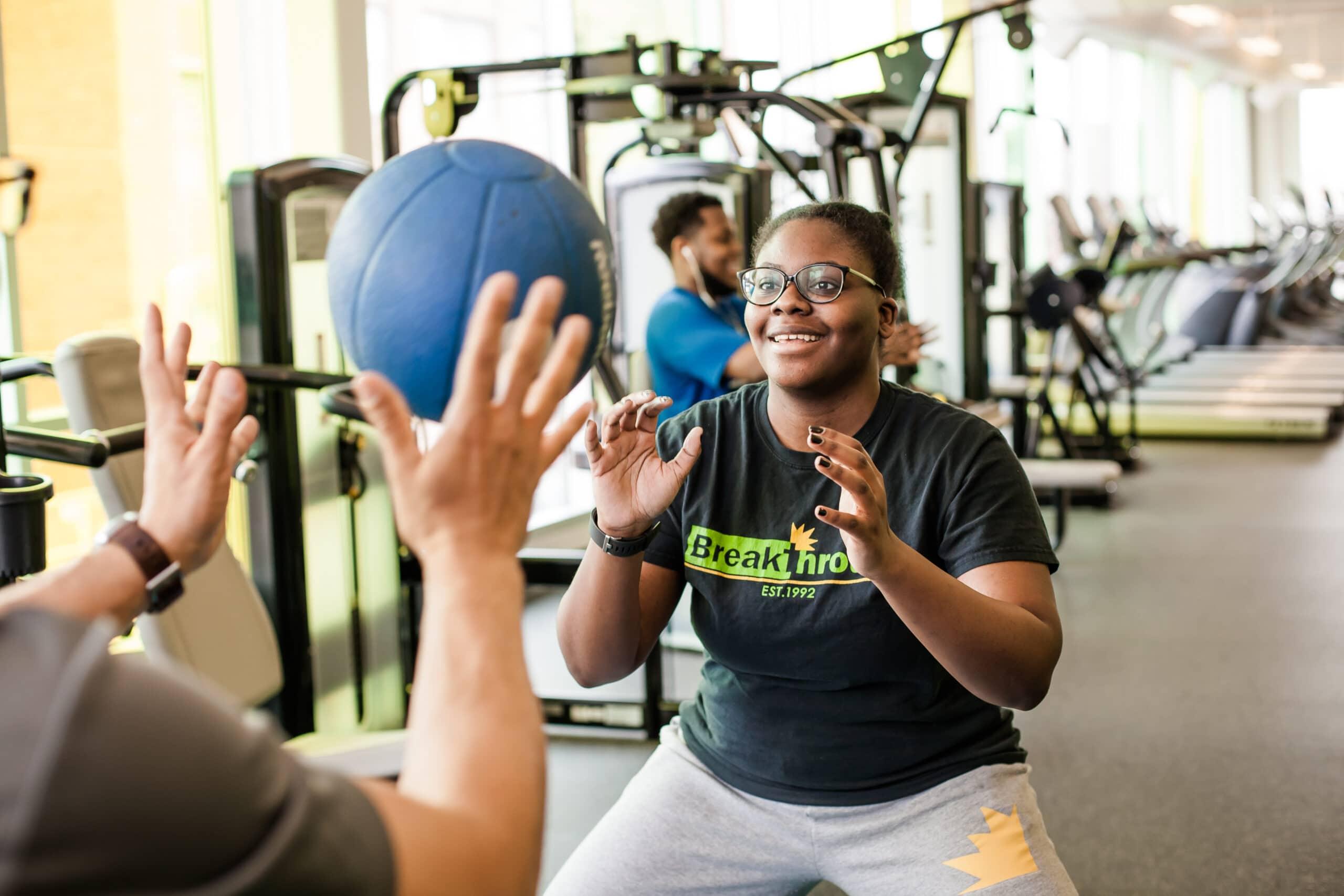 2018 Fitness Center medicine ball 3 1