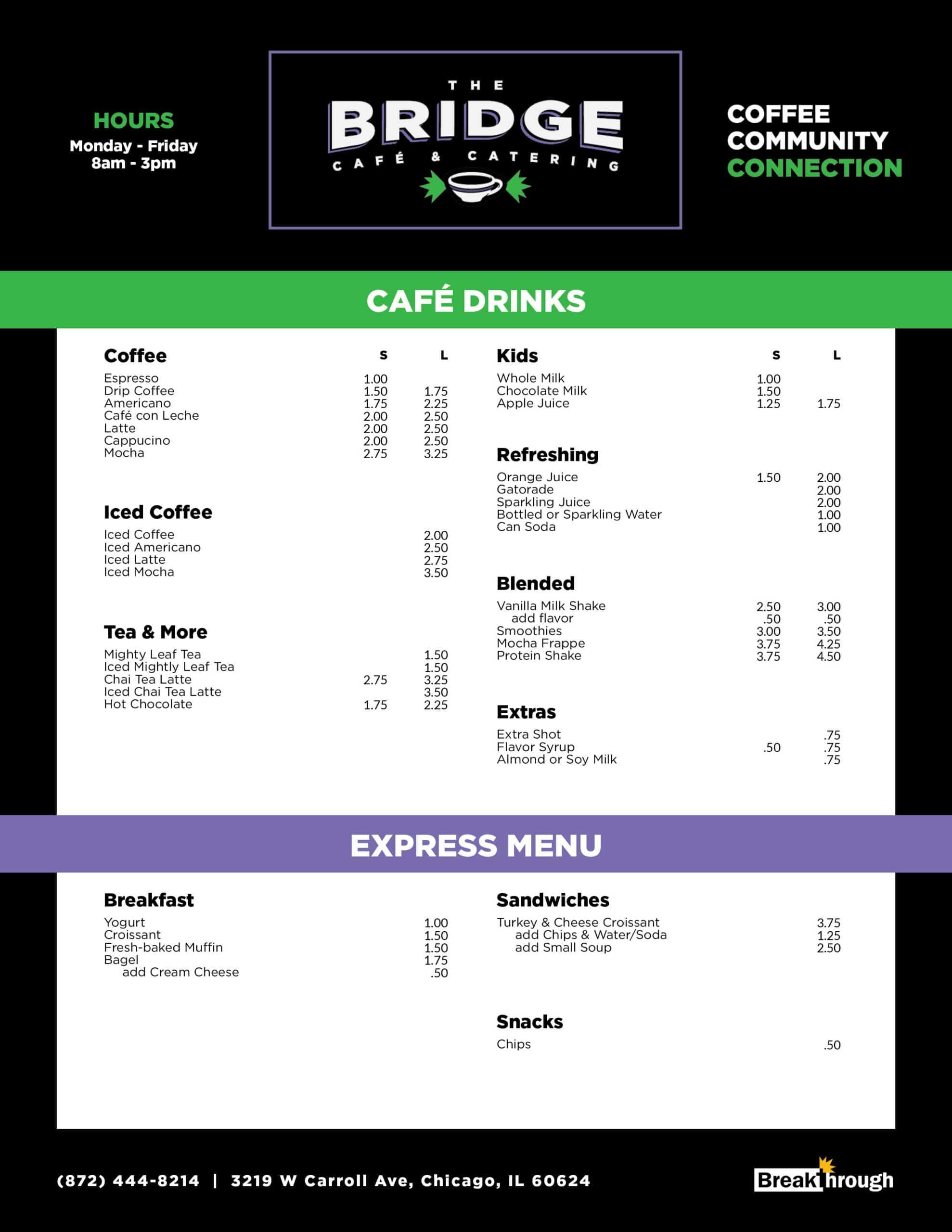 Bridge Cafe Express Menu Oct 2020 v2 3