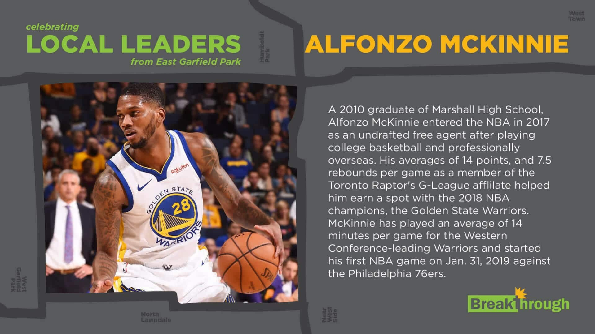 Local Leaders Alfonzo McKinnie 4