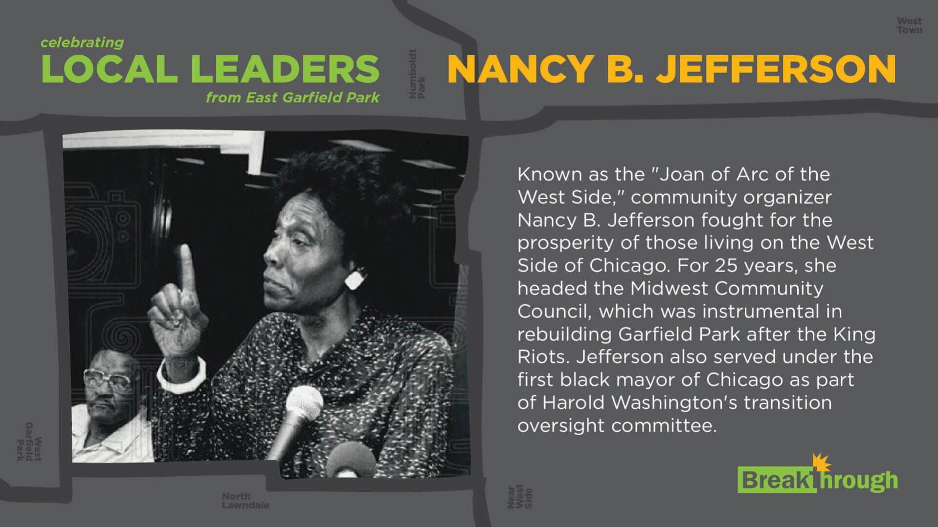 Local Leaders Nancy Jefferson 1