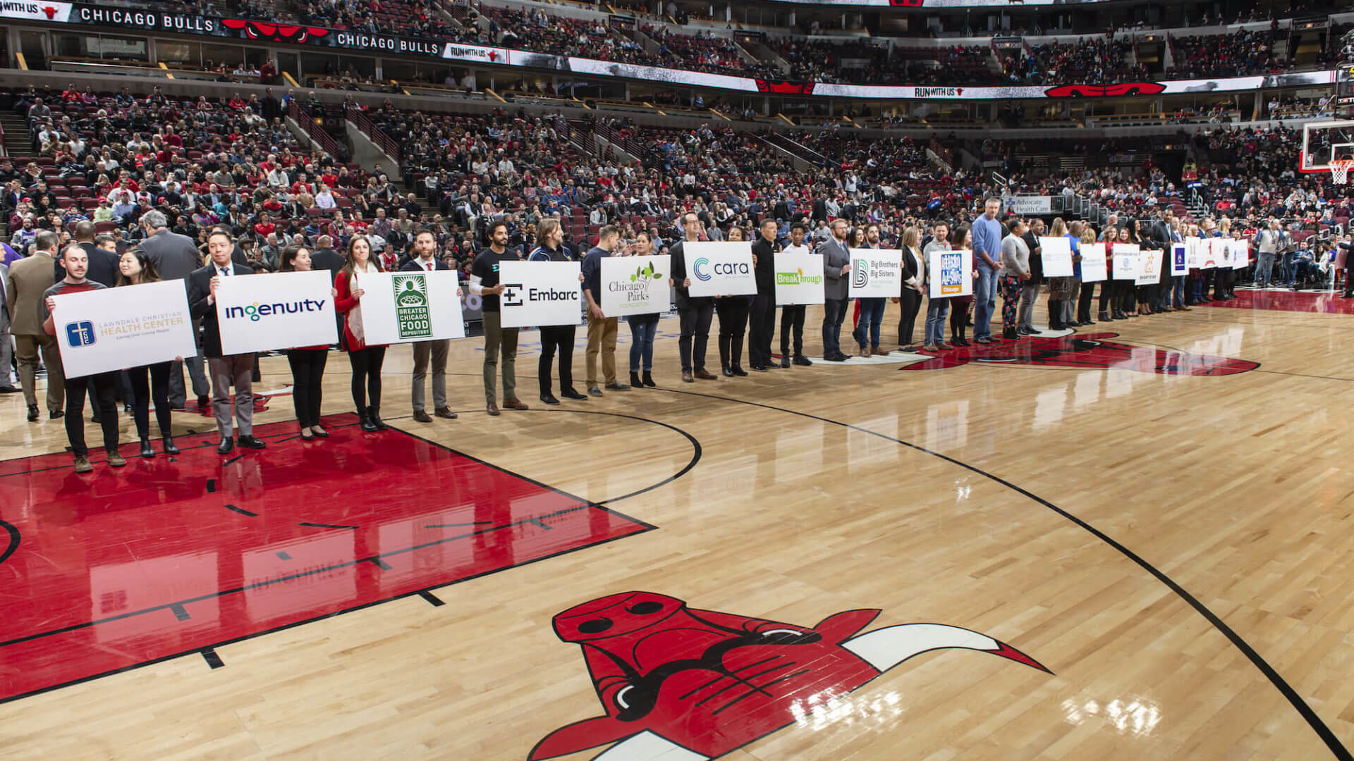 Chicago Bulls Charities Awards Grants to 28 Chicagoland Nonprofits 2