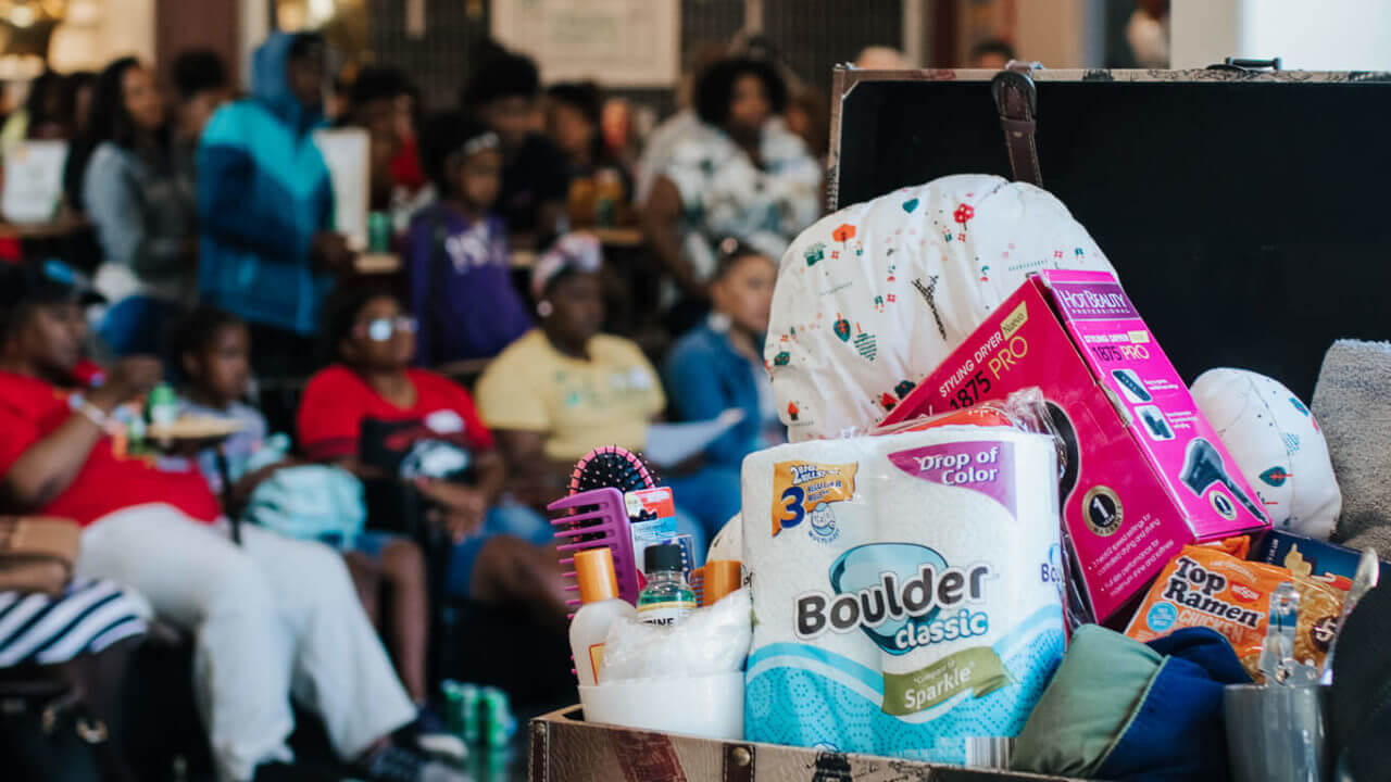Community-Wide Trunk Party Supports College-Bound Students 2