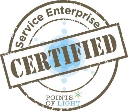 Points-of-Light-Service-Enterprise-Certified 2