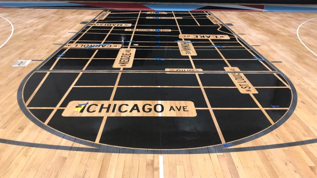 A world away from NBA All-Star weekend, a basketball community comes together 2