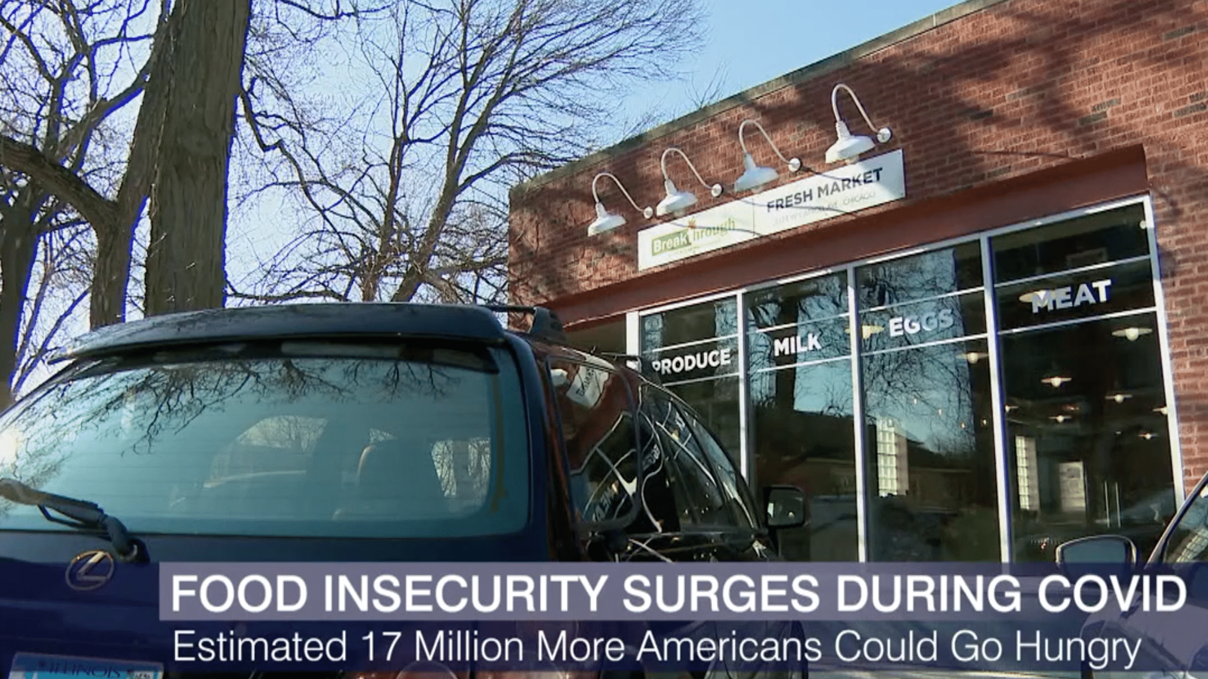Food Insecurity Still High Amid Pandemic in City, Suburbs and Rural Areas Alike 1