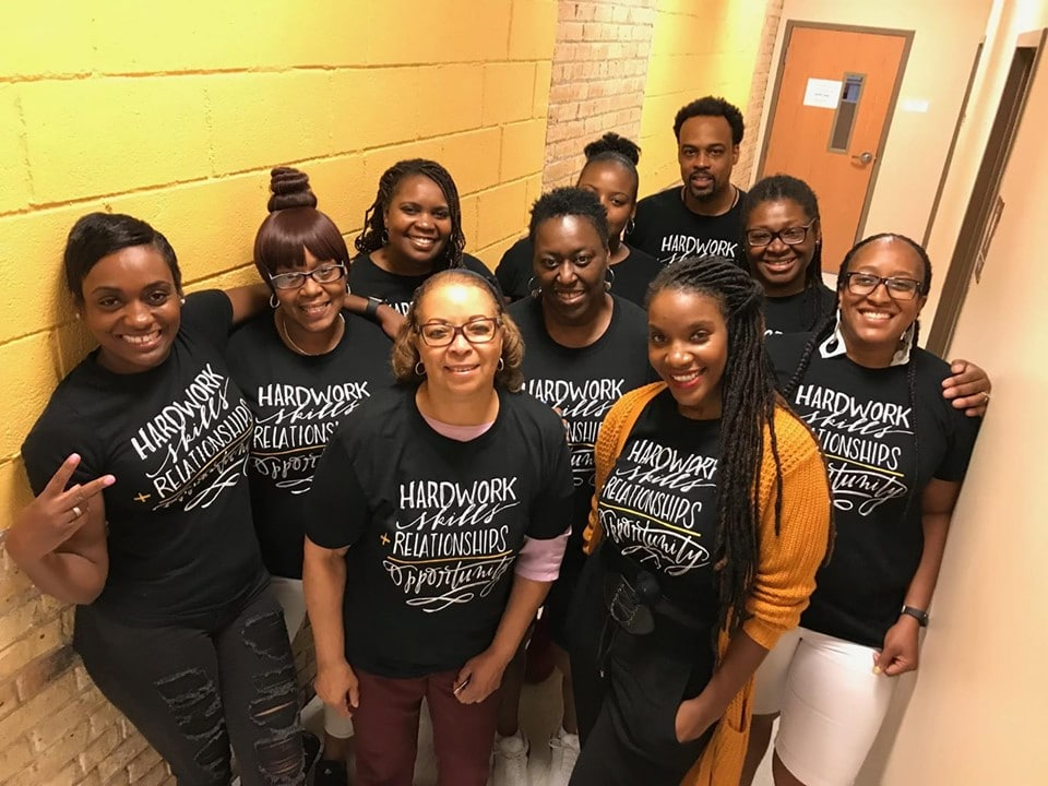 Breakthrough Women's Center Staff Yolanda Fields