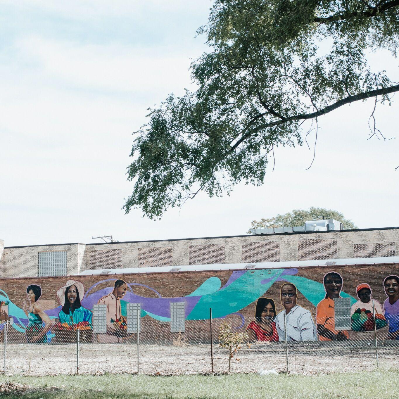 2019 East Garfield Park Mural 10