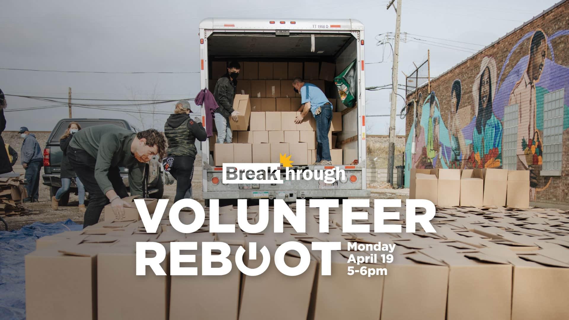 Volunteer Reboot 1