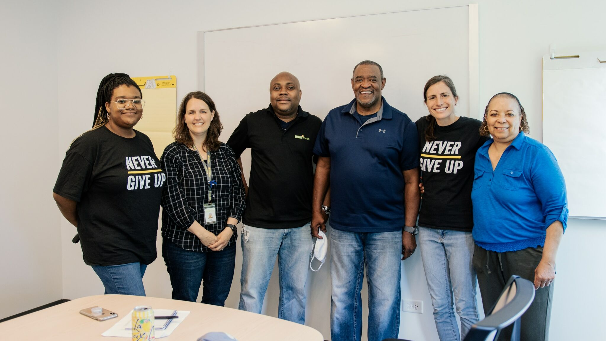 Behavioral Health Team Supports Staff During Mental Health Awareness Month 2