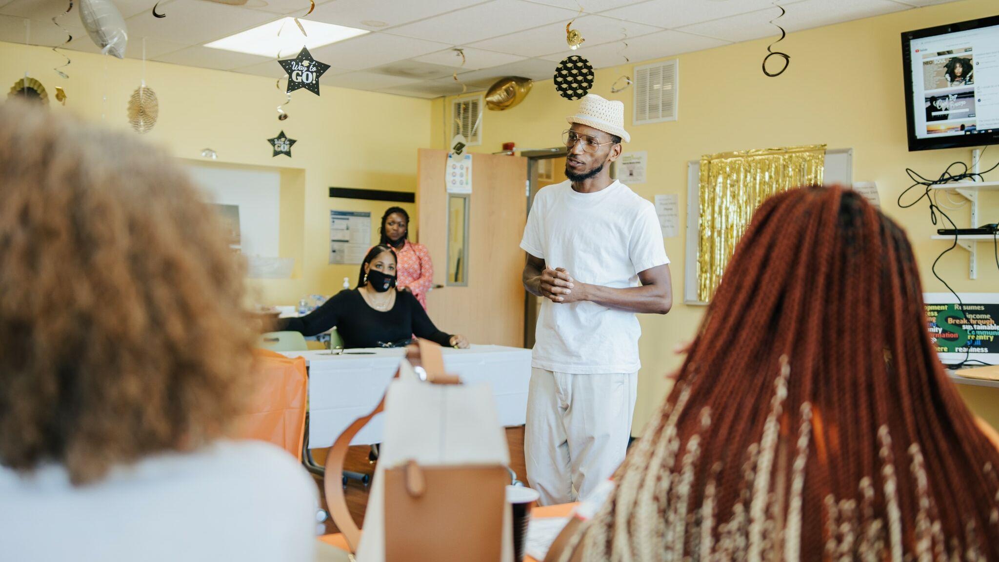 2021 Career Readiness Training Graduation Workforce Development 1 2